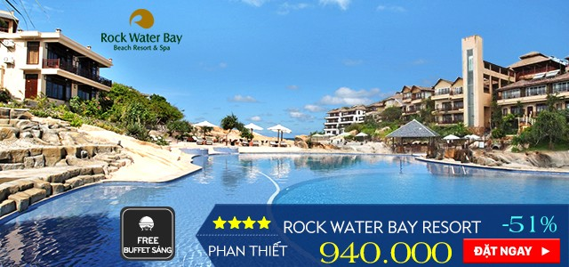 Phan Thiết - Rock Water Bay Resort