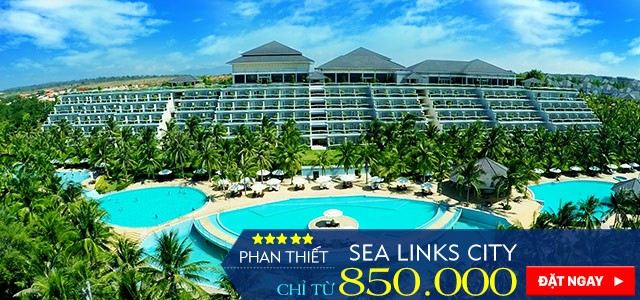 Sealink Beach resort - 850k
