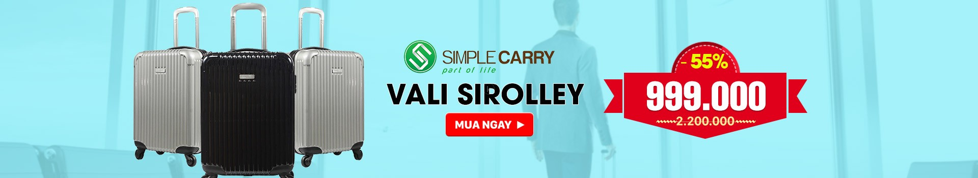 SIMPLECARRY -Vali Sirolley