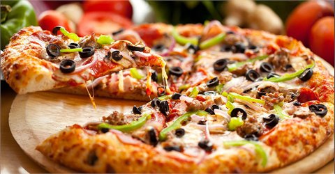 Combo 1 Pizza Tự Chọn, 2 Ly Coca