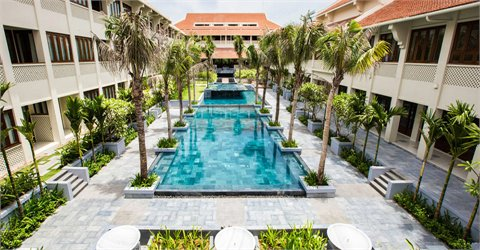 Almanity Hội An Resort ( Alma Courtyard Cũ )