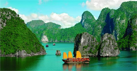 Land Tour Hạ Long – Tàu The Viet Beauty